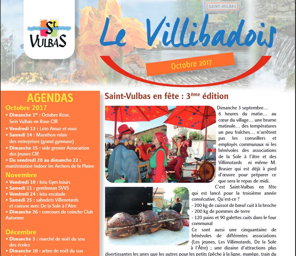 Bienvenue à Saint-Vulbas